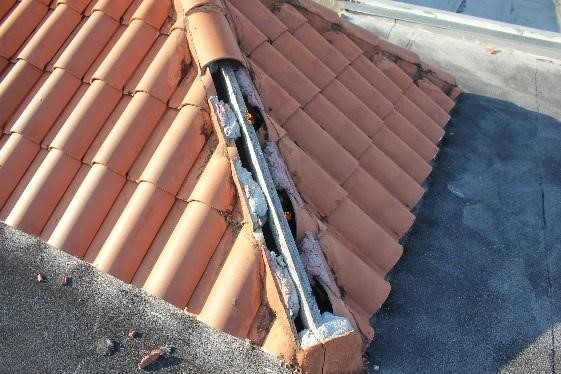 Identifying Damage To Concrete And Clay Roof Tiles